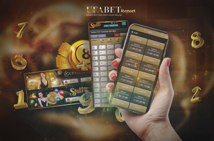 UFABET หวยไทย ออนไลน์ยอดนิยม ของเหล่าคอหวย รับไม่อั้น ทุกเลขเด็ด เลขดัง